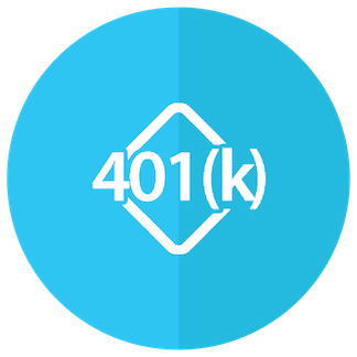 401k Retirement Planning Solutions Icon